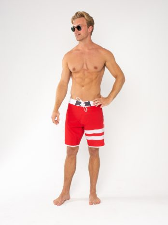 GiLo Boardshorts – Red