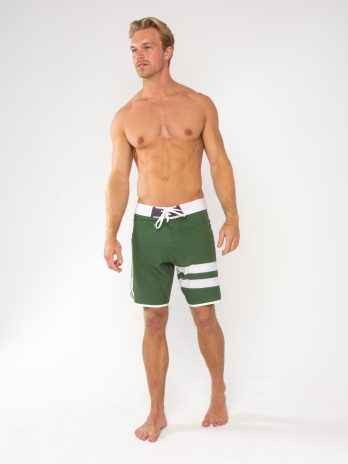 GiLo Retro Boardshorts – Green