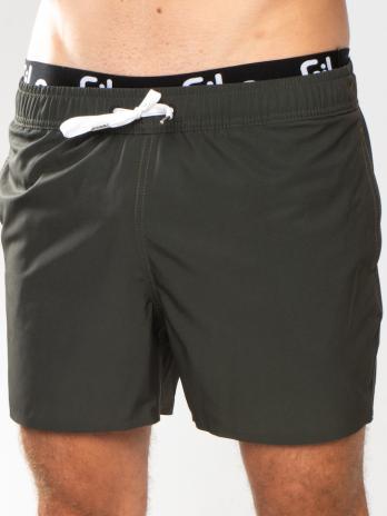 GiLo Lifestyle Shorts – Olive