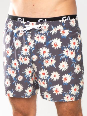 GiLo Lifestyle Shorts – Grey Daisy