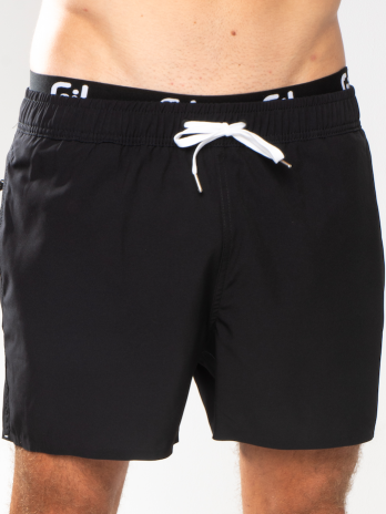 GiLo Lifestyle Shorts – Black