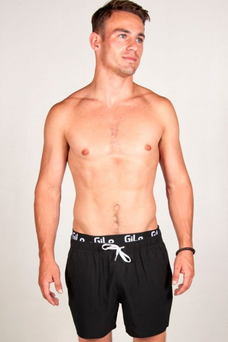 GiLo Lifestyle Shorts - Black