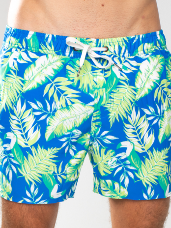 NEW GiLo Classic Shorts – Toucan Blue & Lime