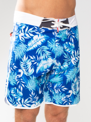 GiLo Printed Boardshorts – Toucan Blues