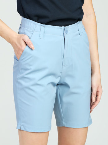 NEW GiLo Ladies Golf Shorts – Grey Blue
